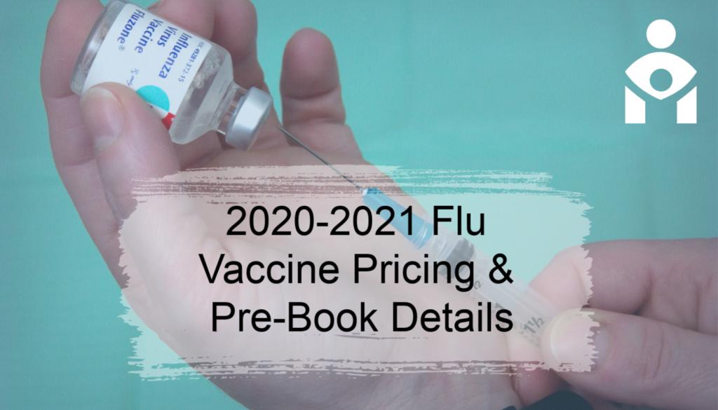 2020-2021 Flu Vaccine Pricing & Pre-Book Details - CPP ...