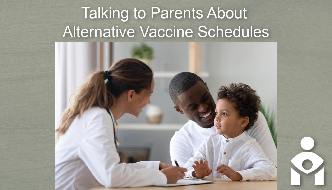 Alternative Schedules