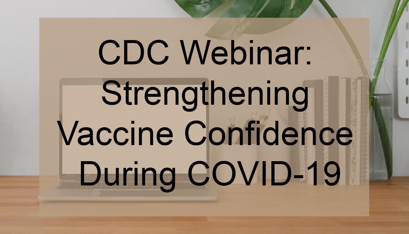 CDC Webinar 2020-09-17