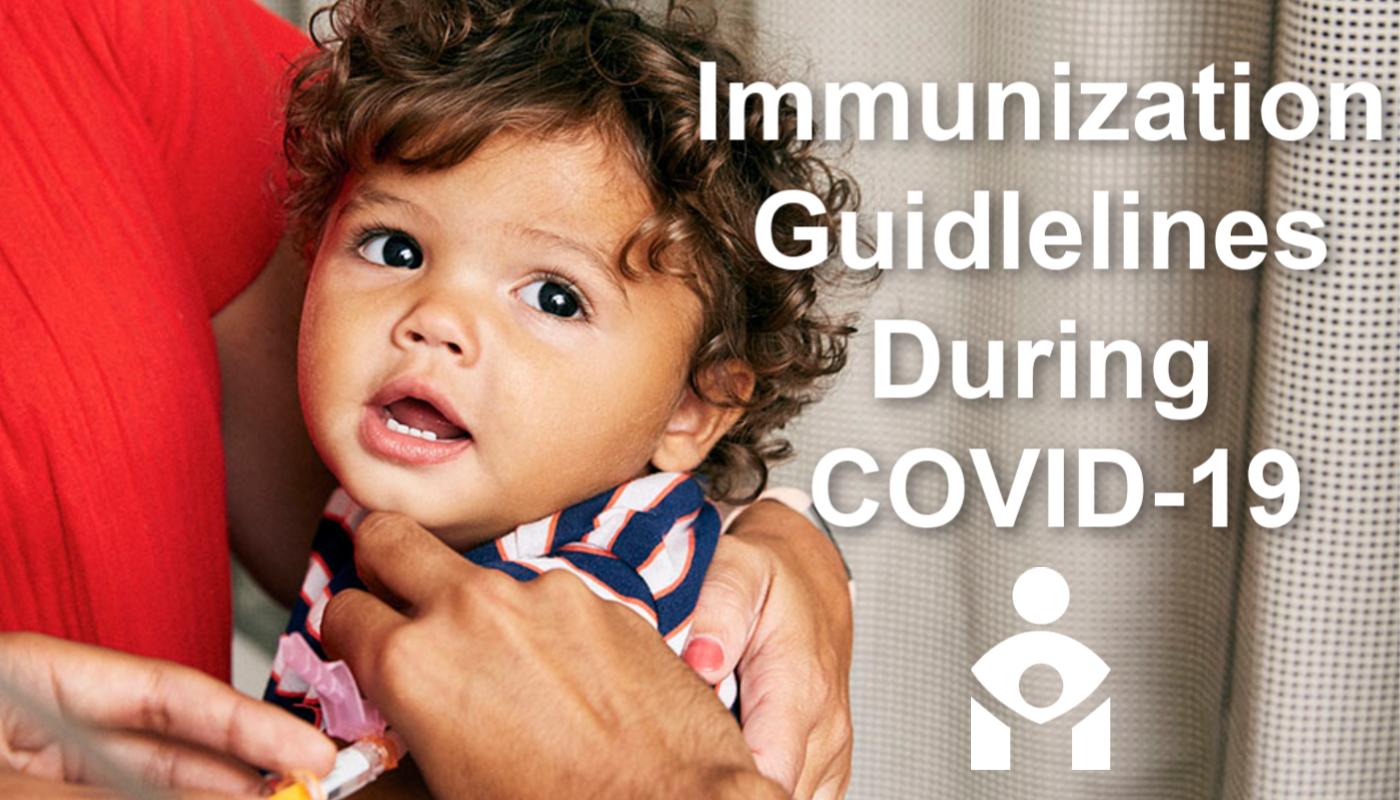 Immunizations during COVID-19